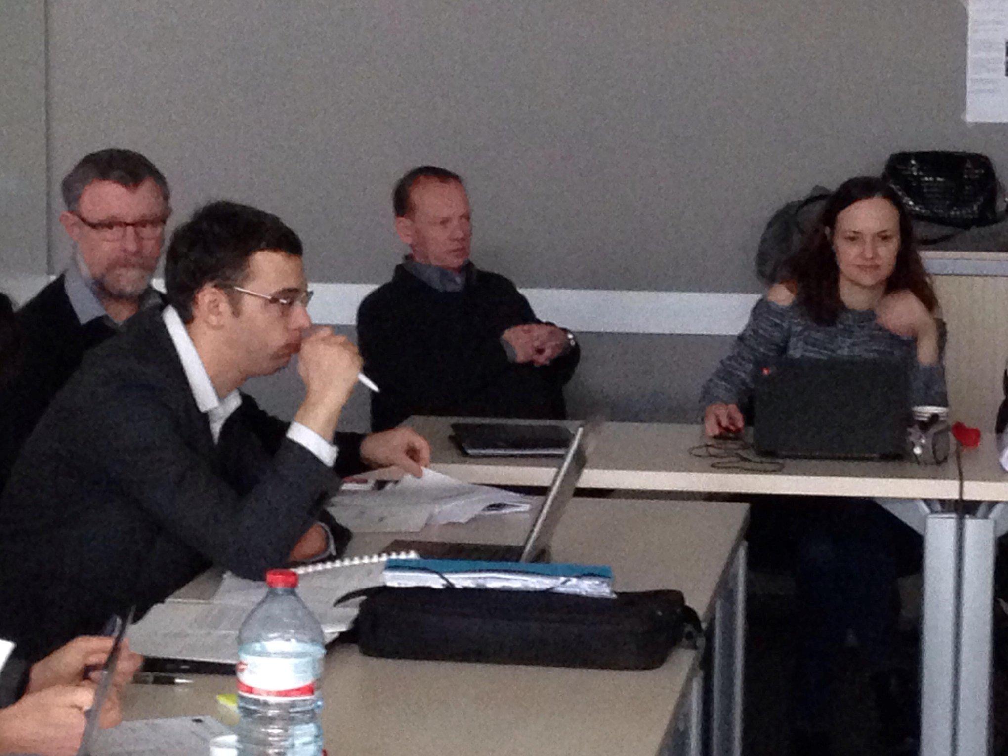 Participation 4.0 - Erstes Treffen