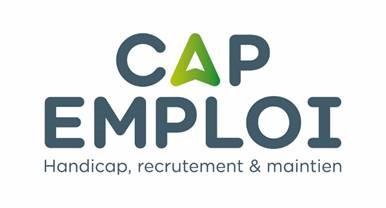Participation 4.0 - Logo CAP EMPLOI